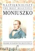 Okładka: Moniuszko Stanisław, Najpiękniejszy Moniuszko