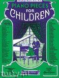 Okładka: , Piano Pieces For Children: Everybody's Favorite Series No.3