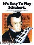 Okładka: Schubert Franz, It's Easy To Play. Schubert