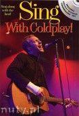 Okładka: Coldplay, Sing With Coldplay!