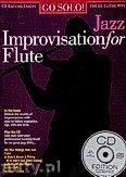 Okładka: Różni, Jazz Improvisation For Flute (+ CD)