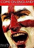 Okładka: , Come On England!