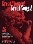 Okładka: , Great Women! Great Songs!