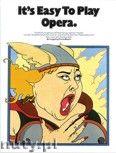 Okładka: Booth Frank, It's Easy To Play Opera