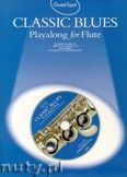 Okładka: Różni, Classic Blues Playalong for Flute (+ CD)