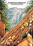 Okładka: Różni, Saxophone Goes To Hollywood!