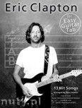 Okładka: Clapton Eric, Eric Clapton For Easy Guitar Tab