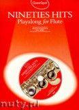 Okładka: Różni, Nineties Hits Playalong For Flute (+ CD)