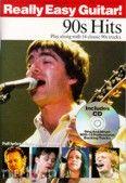 Okładka: Bennett Joe, Really Easy Guitar! 90s Hits
