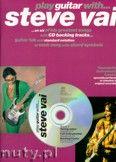 Okładka: Vai Steve, Play Guitar With... Steve Vai