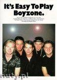 Okładka: Boyzone, It's Easy To Play
