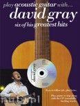Okładka: Gray David, Play Acoustic Guitar With... David Gray