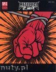 Okładka: Metallica, St. Anger
