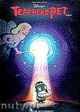 Okładka: , Walt Disney: Teacher's Pet