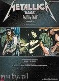 Okładka: Metallica, Metallica Bass: Riff By Riff Volume 2