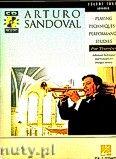 Okładka: Sandoval Arturo, Playing Techniques And Performance Studies: Advanced, vol. 3