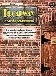 Okładka: Strommen Carl, Broadway By Special Arrangement for Clarinet (+ CD)