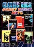 Okładka: , Classic Rock Sheet Music Hits