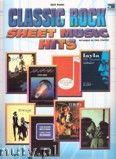 Okładka: Różni, Classic Rock Sheet Music Hits for Piano
