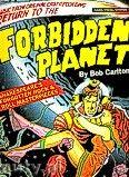 Okładka: Carlton Bob, Return To The Forbidden Planet