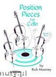 Okładka: Mooney Rick, Position Pieces For Cello, Book 2
