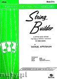 Okładka: Applebaum Samuel, String Builder: Violin Book 1