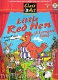 Okładka: Mole Gavin, Ridgley Sara, Little Red Hen (A Farmyard Fable)