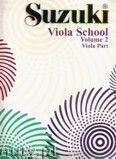Okładka: Suzuki Shinichi, Suzuki Viola School, vol. 2 (Viola Part)