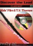 Okładka: , Kids' Film And T.V. Themes For Clarinet