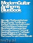 Okładka: Różni, Modern Guitar Anthems: Blue Book