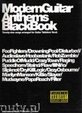Okładka: , Modern Guitar Anthems: Black Book