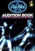 Okładka: Thompson Jo, Pop Idol: Audition Book