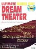 Okładka: Dream Theater, Dream Theater