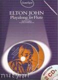 Okładka: John Elton, Guest Spot: Elton John Playalong For Flute