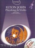 Okładka: John Elton, Guest Spot: Elton John Playalong For Violin