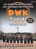 Okładka: Bananafishbones, DWK Songs - Volume 1