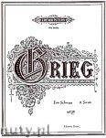 Okładka: Grieg Edward, A Swan