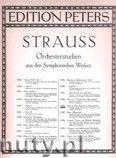 Okładka: Strauss Ryszard, Orchestral Studies Vol. 2 for Oboe I, II, III, English Horn