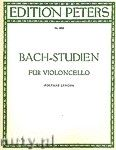 Okładka: Bach Johann Sebastian, Bach - Studien für Violoncello