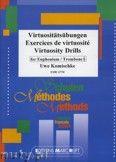 Okładka: Komischke Uwe, Virtuositätsübungen - Euphonium