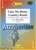 Okładka: Danoff Bill, Nivers Taffy, Denver John, Take Me Home, Country Roads - Wind Band