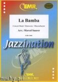 Okładka: Saurer Marcel, La Bamba  - Wind Band