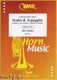 Okładka: James Ifor, Scales & Arpeggios (+ Piano acc.) - Horn