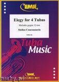 Okładka: Coucounaras Stelios, Elegy for Four Tubas