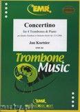Okładka: Koetsier Jan, Concertino - Trombone