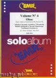 Okładka: Armitage Dennis, Solo Album Vol. 04  - Oboe