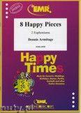 Okładka: Armitage Dennis, 8 Happy Pieces - Euphonium