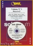 Okładka: Armitage Dennis, Solo Album Vol. 01 + CD  - Horn