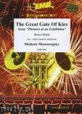 Okładka: Musorgski Modest, The Great Gate Of Kiev  - BRASS BAND