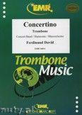Okładka: David Ferdinand, Concertino - Trombone